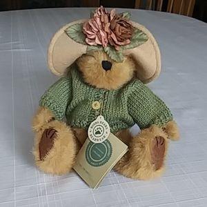 🐻  Mrs. Trumbull Plush Boyds Bear 🐻